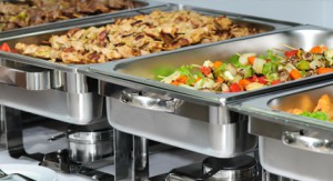 Servicii catering corporate bufet cald