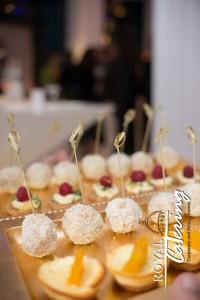 selectie mini deserturi catering