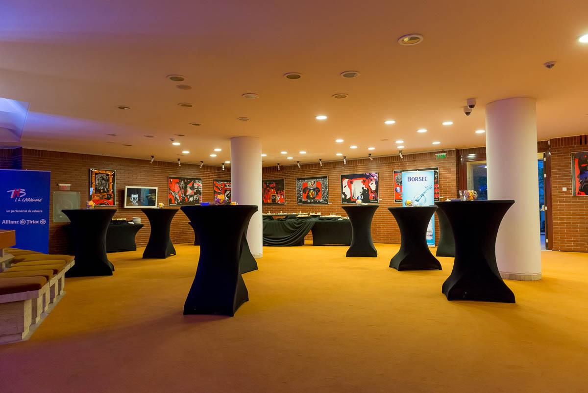 Servicii catering evenimente corporate